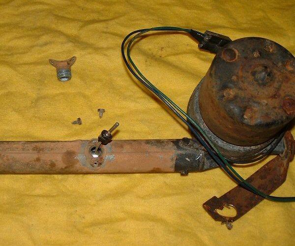 1960 Cadillac Antenna Rebuild - Rebuilding the antenna